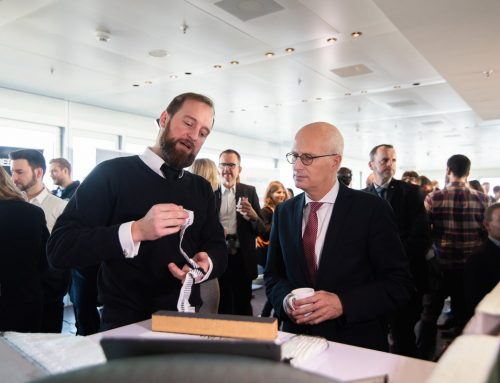 """Hyconnect präsentiert sich bei Auftaktveranstaltung """"InnoFounder"""""""