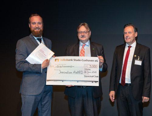 FAUSST wins Innovation Award