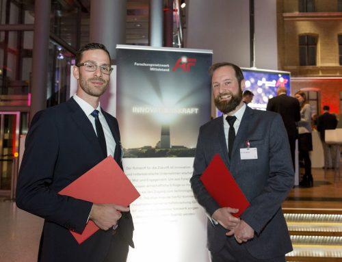 Stabile Verbindung aus Faserverbund und Stahl – Innovation aus Hamburg holt Otto von Guericke-Preis 2019 der AiF